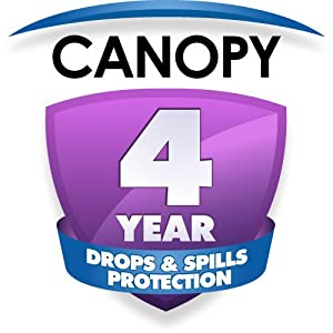 Canopy 4-Year Musical Instrument Accidental Protection Plan ($400-$450)