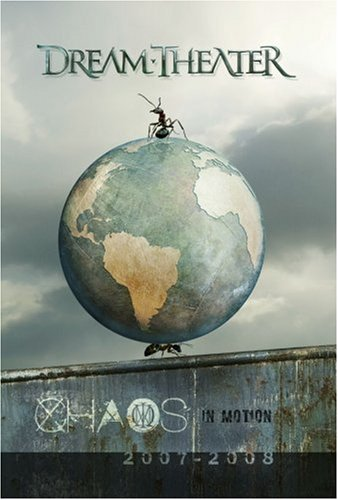 ケイオス・イン・モーション2007-2008(2DVD+3CD)