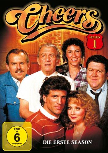 Cheers - Die erste Season [4 DVDs]