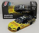 NASCAR DAVID RAGAN #34 CSX FORD FUSION 2014 1/64 DIECAST MODEL NASCAR