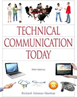 Technical Communication Today, 5th Edition Front Cover