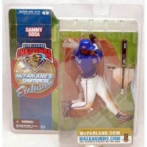 Sammy Sosa - Big League Challenge Chase Variant Mcfarlane Action Figure