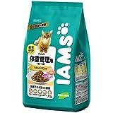 アイムス 成猫用 毛玉ケア 体重管理用 チキン味 3kg
