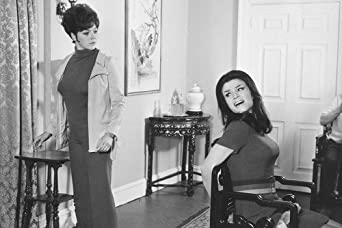 The Avengers Kate O'mara Tied To Chair By Linda Thorson at Amazon's
