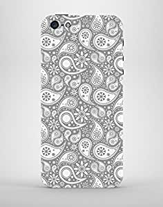 White Tears 3D Printed Mobile Case For Iphone5S