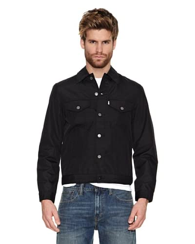 Levi's Chaqueta Nylon Trucker Vulture Black
