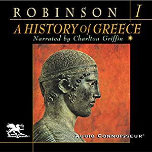 A History of Greece, Volume 1 Audiobook
