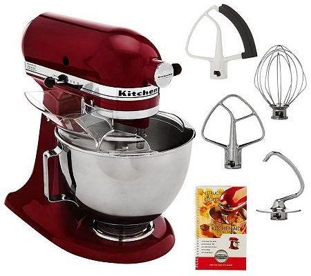 Kitchenaid 4.5Qt. 300 Watt 10 Speed Tilt-Head Stand Mixer
