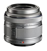 Olympus 14-42mm Interchangeable Lens for Olympus/Panasonic Micro 4/3 Cameras by Olympus
