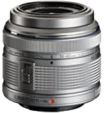 Olympus 14-42mm II R, Interchangeable Lens for Olympus / Panasonic Micro 4/3 Cameras, Silver