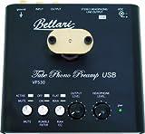 Bellari Mm Tube Phono Preamp Usb Output