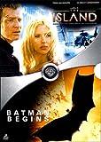 echange, troc Coffret Blockbuster 2 DVD : The Island / Batman begins