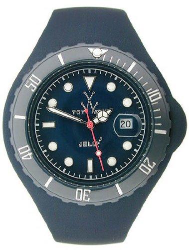 Toy Watch Jelly - Dark Blue Unisex Watch #Jtb19Db