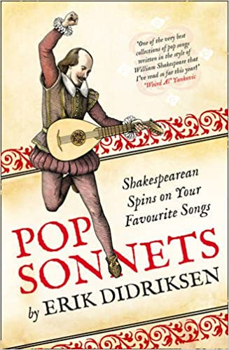 Pop Sonnets - The Book! | Foolery shakespeare news The Shakespeare Standard theshakespearestandard.com shakespeare plays list play shakespeare