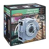 Legacy L8344 Levelwind 5/8' x 60' Retractable Garden Hose Reel
