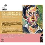 Karl Amadeus Hartmann und das Streichquartett/3 CD`s: Mit historischen und neuen Sprachaufnahmen der Familie Hartmann...