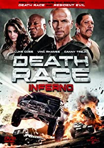 Death Race 3: Inferno [DVD] [2012]