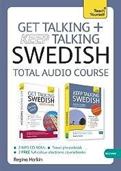 By Regina Harkin - Get Talking and Keep Talking Swedish Pack (Teach Yourself Language) (Pap/Com)