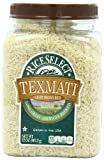 RiceSelect Texmati Rice, Light Brown, 32 Ounce (Pack of 4)