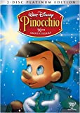 ピノキオ プラチナ・エディション (期間限定) [DVD]
