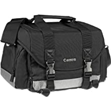 Canon 200DG Digital Camera Gadget Bag - Black