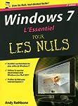 Windows 7, 2e L'essentiel Pour les nuls
