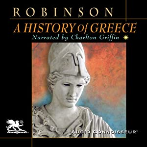 A History of Greece Audiobook