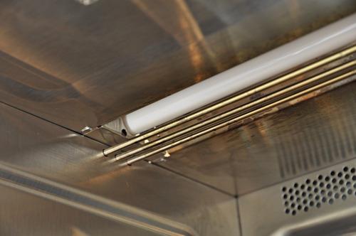 sharp r 898 al a mikrowelle 900w 26l grill alu amazon. Black Bedroom Furniture Sets. Home Design Ideas