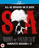 Sons of Anarchy-Seasons 1-5 [Blu-ra
