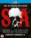 Sons of Anarchy-Seasons 1-5 [Blu-ra
