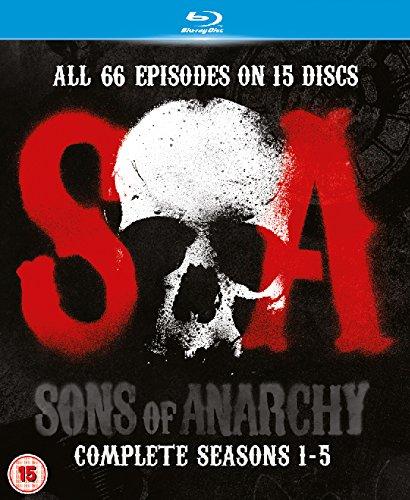 Sons of Anarchy - Season 1 [Edizione: Regno Unito]
