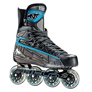 Bauer Mission Axiom T7 Inline Roller Hockey Skates - T7 Inline Skates by Bauer