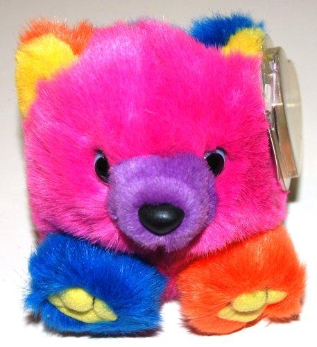 Puffkins Bean bag, NWT - St. Jude - Cosmo Bear