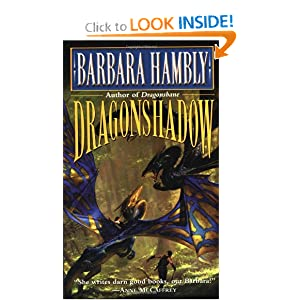 Dragonshadow (Winterlands, No. 2) by Barbara Hambly and Donato Giancola