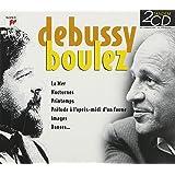 Debussy par Boulez (Coffret 2 CD)