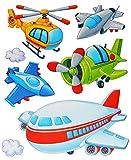 1-Tisch-fr-Kinder-aus-sehr-stabilen-Holz-incl-Name-Flugzeuge-Helikopter-wei-grn-gelb-Kindertisch-Kindermbel-fr-Jungen-Mdchen-Kinderzimmer-fr-circa-1-3-Jahre-fr-Kindersitzgruppe-Sitzgruppe-Sthlen-Kita-