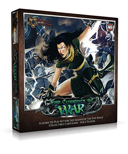 L5R The Currency of War Learn to Play See Card Game