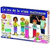 Janod- 430012 - Jeu éducatif - Jeu de La Vraie Maitresse