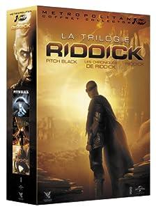 Riddick - La trilogie : Pitch Black + Les Chroniques de Riddick + Riddick
