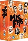 Misfits-Series 1-5 [DVD] [Import]
