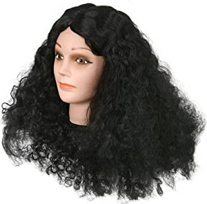 Adult Deluxe Diana Ross Costume Wig