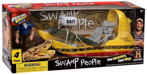 Toys For Troy : Swamp people stuff shopswell