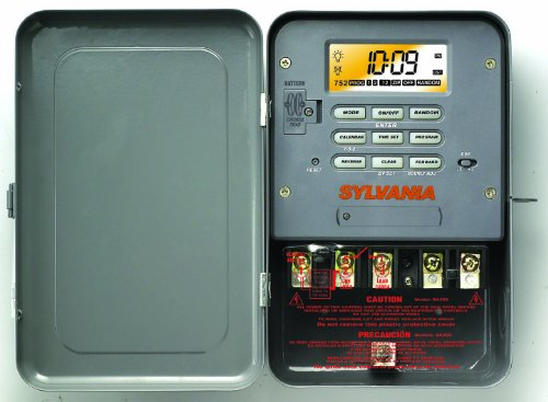SYLVANIA SA400 Zip-Set 120/277V Industrial Time Switch (Industrial Timer Digital compare prices)