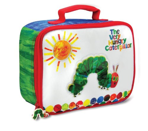 The World of Eric Carle: The Very Hungry Caterpillar Lunch Bag by Kids Preferred
