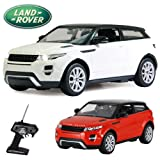 Official Licensed CM-2122 1:14 Range Rover Evoque Radio Controlled RC Electric Car Ready To Run EP RTR - Red / White (White)