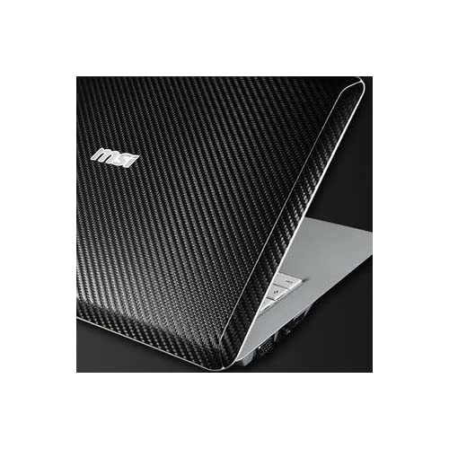MSI X340 Laptop Cover Skin [Carbon]