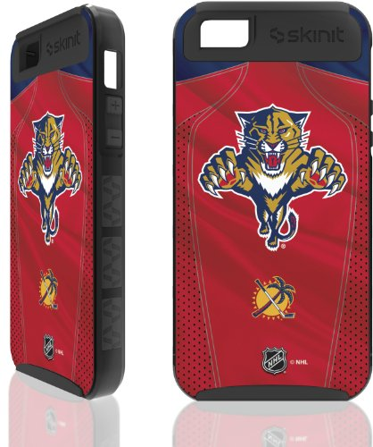 Special Sale Florida Panthers Jersey Apple iPhone 5 Cargo Case