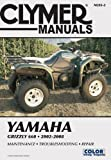 Jay Bogart Clymer Yamaha Grizzly 660 2002-2008