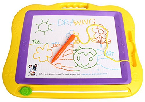 Holy Stone® Magnetic Erasable Colorful Drawing Board Large Size Doodle Sketch