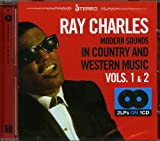 Ray Charles Modern Sounds in Country & Western Music Vols 1 & 2 + bonus